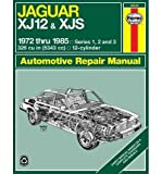 Jaguar Xj12 & Xjs 1972 Thru 1985: Series 1, 2 and 3 (Haynes Owners Workshop Manuals (Hardcover)) (Paperback) - Common