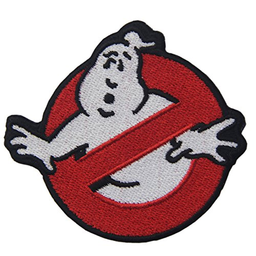 Best Prices! Embird Ghostbuster Movie Embroidered Iron On / Sew On Uniform Logo Patch