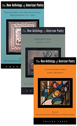 The New Anthology of American Poetry: Beginnings to the Present