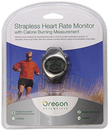 Oregon Scientific SE138 Strap-Free Heart Rate Monitor by Earl & Brown - Kitchen