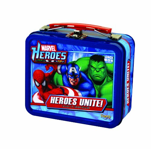 Heroes Unite Marvel Lunchbox Game - 1