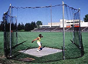Buy Stackhouse Track High School Discus Cage Discus by Stackhouse