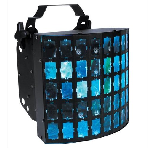 American DJ Dekker LED Disco Light Effect 8-Channel DMX