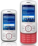 Brand New Sony Ericsson Spiro W100i Mobile Phone UNLOCKED - Pink