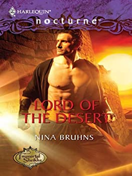 lord of the desert (silhouette nocturne) - nina bruhns