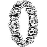 Pandora Damen-Ring 925 Sterling Silber Zirkonia weiß 190881CZ