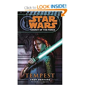 Tempest (Star Wars: Legacy of the Force, Book 3) by