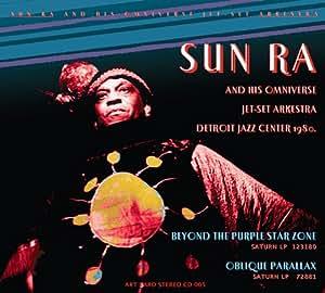 Sun Ra Oblique Parallax