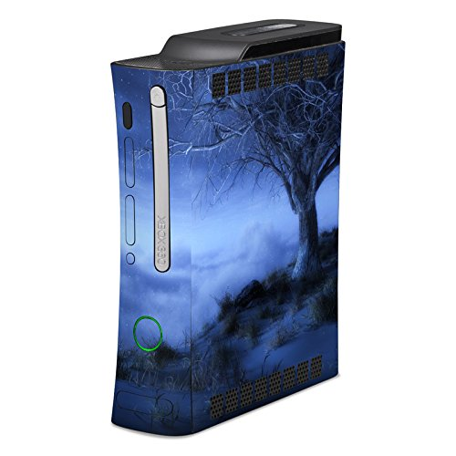 World'S Edge Winter Full Body Design Protective Skin Decal Sticker For Xbox 360 Console front-536236