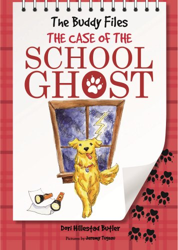 The Buddy Files: The Case of the School Ghost