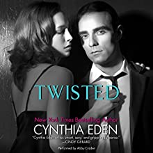 Twisted: LOST Series #2 (       UNABRIDGED) by Cynthia Eden Narrated by Abby Craden
