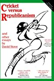 img - for Cricket versus Republicanism book / textbook / text book