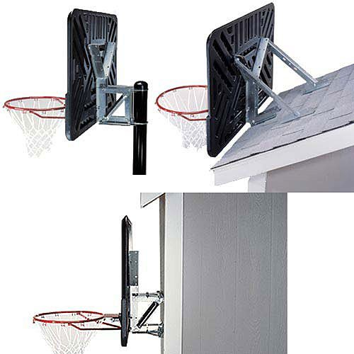 Lifetime 9594 Universal Basketball Backboard Mounting Bracket
