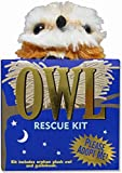 img - for Owl Rescue Kit (book with plush toy) book / textbook / text book