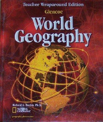 Glencoe World Geography, Teacher Wraparound Edition (Glencoe World Geography compare prices)