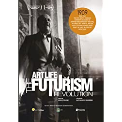Art Life. The Futurism Revolution.