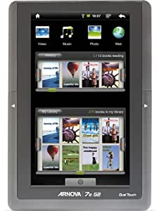 """Archos - Arnova 7e G2 - Tablette 4 Go - 1 GHz - Écran tactile DualTouch 17,78 cm (7"""") - Lecteur SD - Wi-Fi - Lecteur multimédia - Système d'exploitation Android 2.3"""