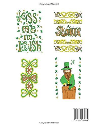 St Patricks Day Coloring Book