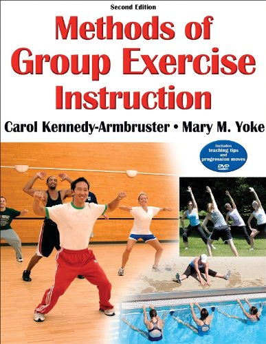 Methods of Group Exercise Instruction - 2nd Edition