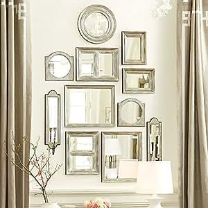 Amazoncom Suzanne Kasler Gallery Wall Mirrors Ballard