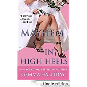 Mayhem in High Heels (High Heels Mysteries #5)