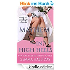 Mayhem in High Heels (High Heels Mysteries #5) (English Edition)