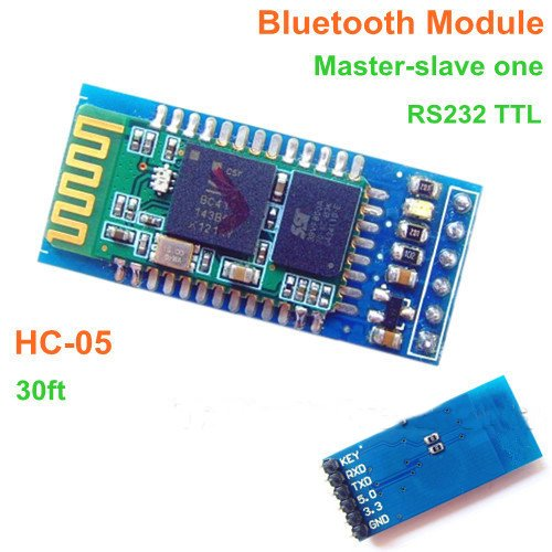 Sunkee 30Ft Wireless Bluetooth Rf Transceiver Module Serial Rs232 Ttl Hc-05 For Arduino