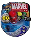 Mighty Beanz 2010 Marvel Starter Pack Set 4 Beanz - Captain America