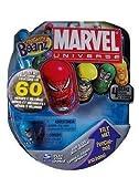 Mighty Beanz 2010 Marvel Starter Pack Set 4 Beanz