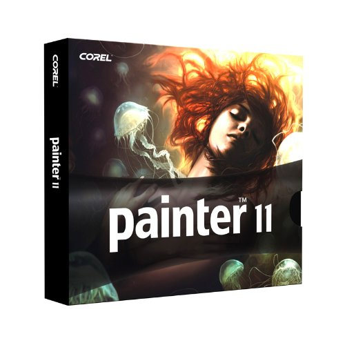 Painter 11 Upgrade (vf - French software)