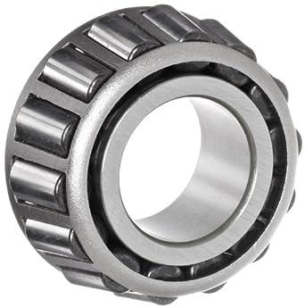"NTN 529 Tapered Roller Bearing, Single Cone, Standard Tolerance, Straight Bore, Steel, Inch, 2"" Bore, 1.4200"" Width"