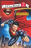 img - for Man of Steel: Superman's Superpowers (I Can Read Book 2) book / textbook / text book