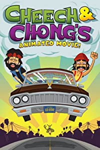 Cheech & Chong's: Animated Movie [Blu-ray]