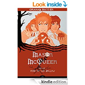 Mason McQueen and the Year of the Hollow (book 2)