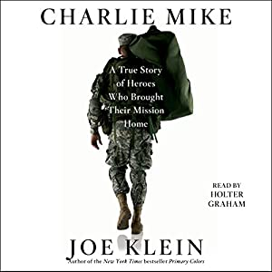Charlie Mike Audiobook