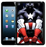 CAPTAIN AMERICA THE AVENGERS HARD BACK CASE COVER FOR iPAD 2/3/4 DC COMICS MARVEL COMICS - captainamericaipad