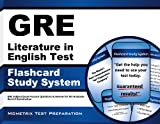 GRE Literature in English Test Flashcard Study System