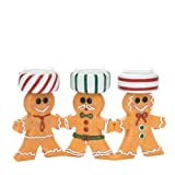 Yankee Candle Gingerbread Triple Tea Light Holder