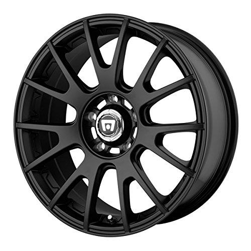"Motegi Racing Mr118 Matte Black Finish Wheel (17X8""/5X120Mm)"