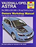 Vauxhall/Opel Astra Service and Repai...