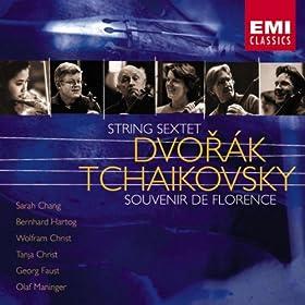 Dvor�k: String Sextet - Tchaikovsky: Souvenir de Florence
