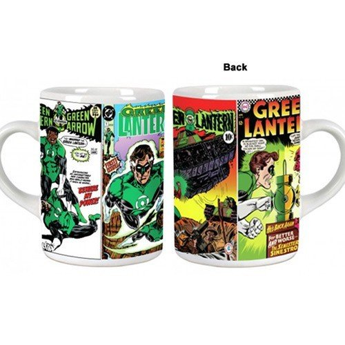 Green Lantern Mini Tasse Green Lantern