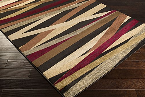 Surya Riley Machine Made Brick 10' X 13'Area Rugs front-293952