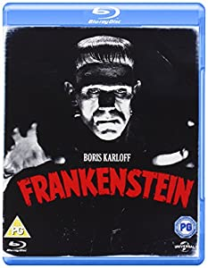Frankenstein [Blu-ray] [Import anglais]