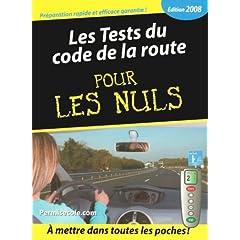 Les Test du Code de la route pour les Nuls