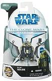 Star Wars Clone Wars Wave 4 R3-S6 Goldie Figure