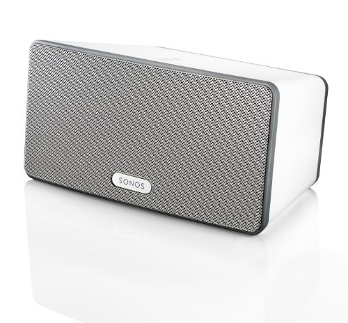 SONOS - PLAY:3 Wireless Speaker for Streaming Music (Small) - White