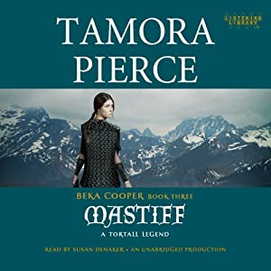 Mastiff: The Legend of Beka Cooper, Book 3 | [Tamora Pierce]