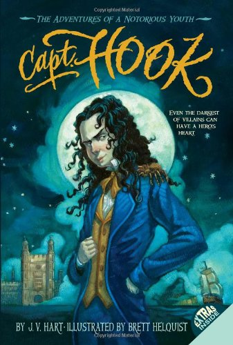 Cover of Capt. Hook: The Adventures of a Notorious Youth