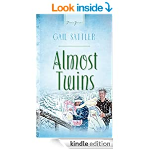Almost Twins (Truly Yours Digital Editions Book 406)